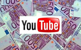 Geld verdienen im Internet mit YouTube