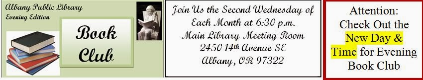 Albany Public Library Evening Book Club
