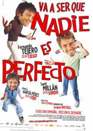 Ver Nadie es perfecto (Teatro) (2011) Online