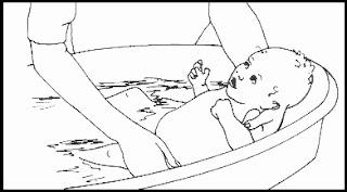 bebek nasıl yıkanır