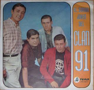 Cd El sonido del Clan 91  Clan%2B91%2BF