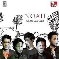Lirik Lagu Noah - Terbangun Sendiri