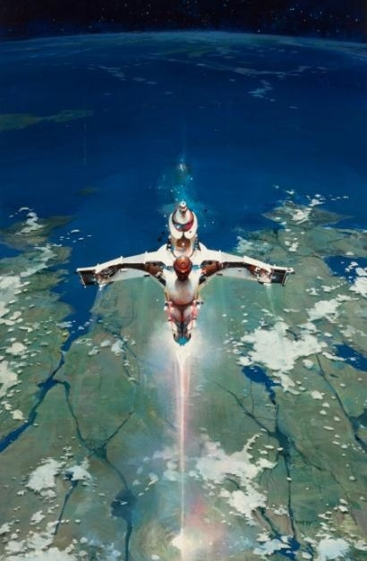 Brushing Up: John Berkey