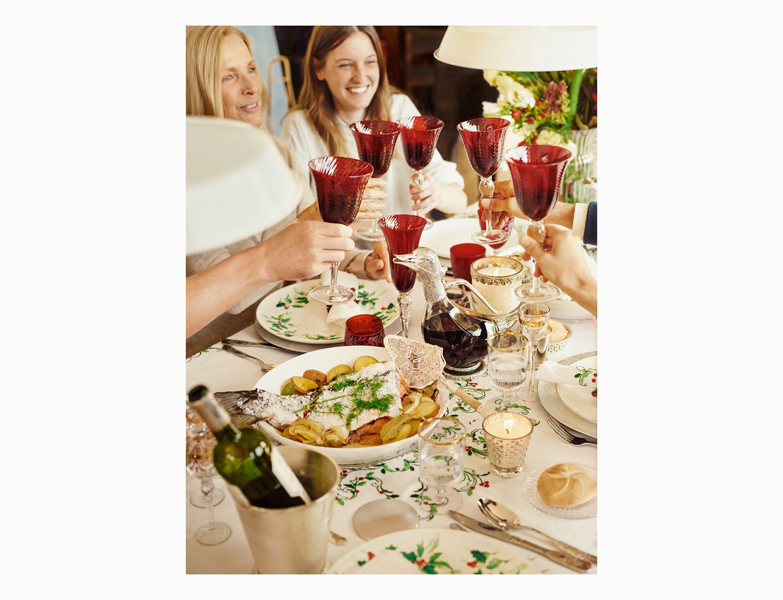 Zara Home Christmas 2014 Lookbook