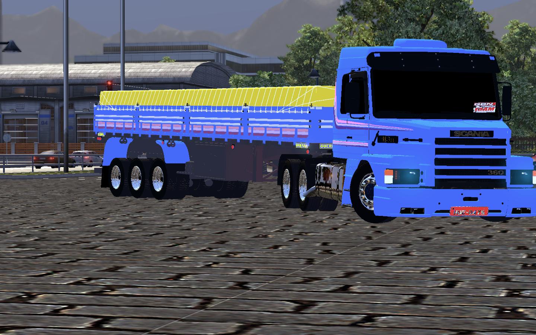 mods tops euro truck simulator 2 conjunto 113 granel e. Black Bedroom Furniture Sets. Home Design Ideas