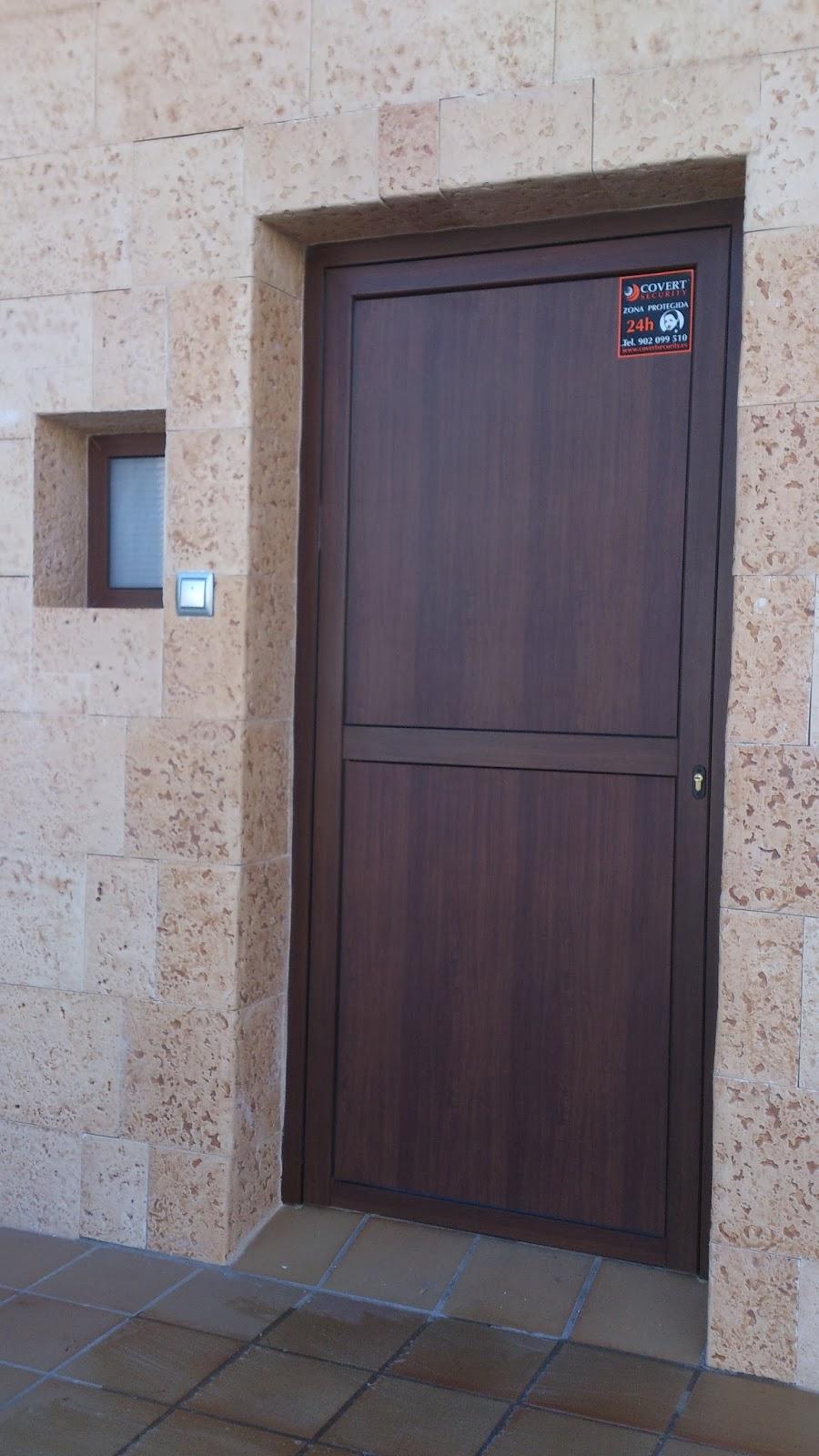 Aluminio y pvc en aranjuez y alrededores alumifrank - Puertas correderas o abatibles ...