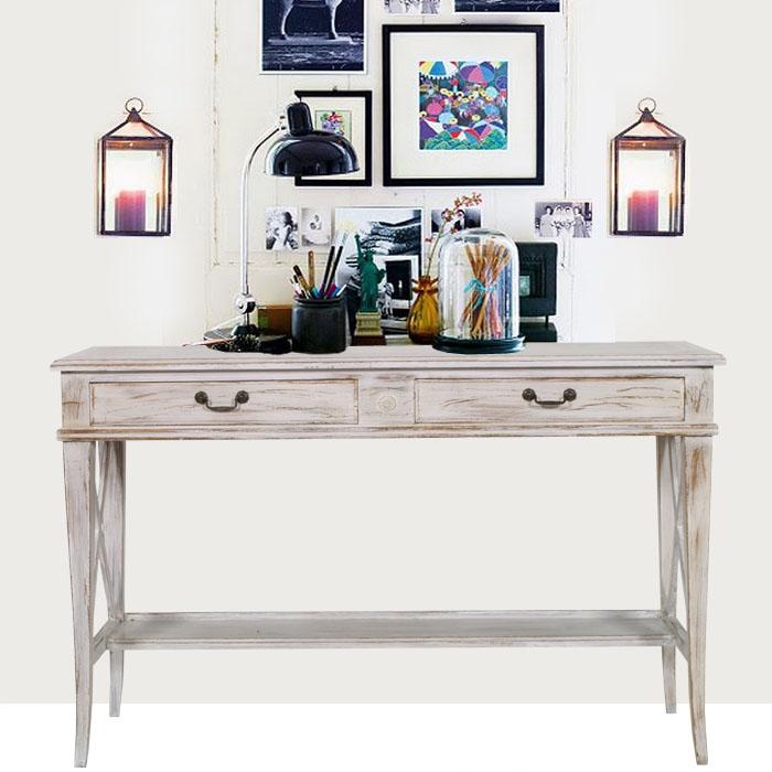 Mobili Shabby Chic Atelier myArtistic: Scrittoio desk shabby chic ...