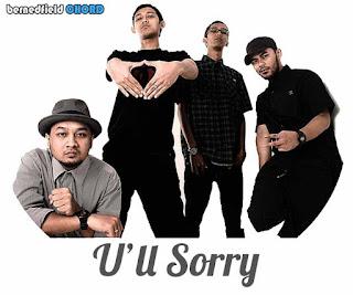 Lirik dan Chord(Kunci Gitar) Bondan F2B U'll Sorry
