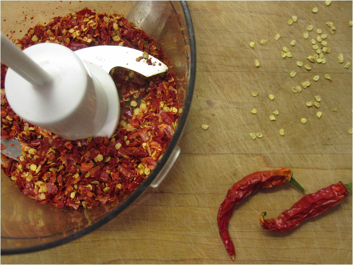 chilli flakes how to make
