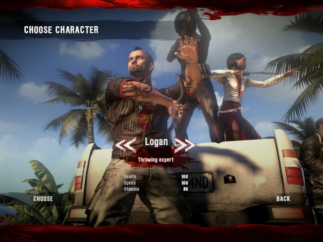 Playing Dead Island 1 PC Games