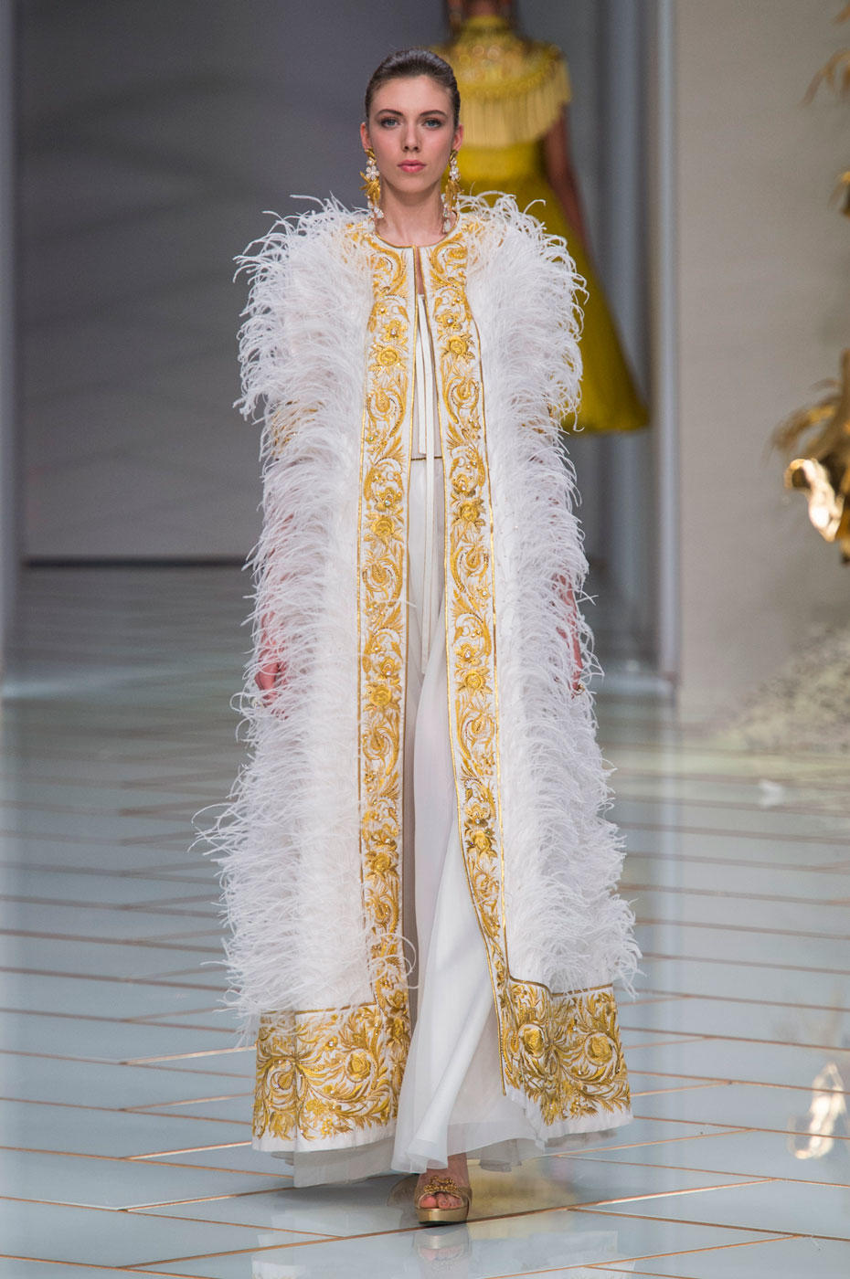 Runway report guo pei haute couture spring summer 2016 for A haute couture