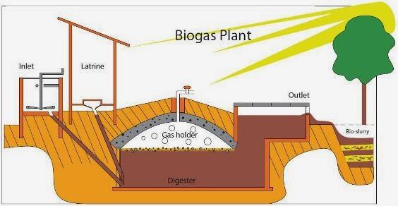 Biogas, teknologi lingkungan, teknologi ramah lingkungan, limbah, pembuatan biogas