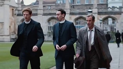 Grantchester (TV-Show / Series) - Season 1 Teaser Trailer - Song / Music