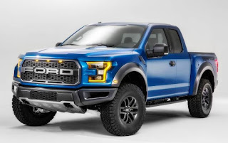 2017 Ford F-150 Raptor Price Dubai