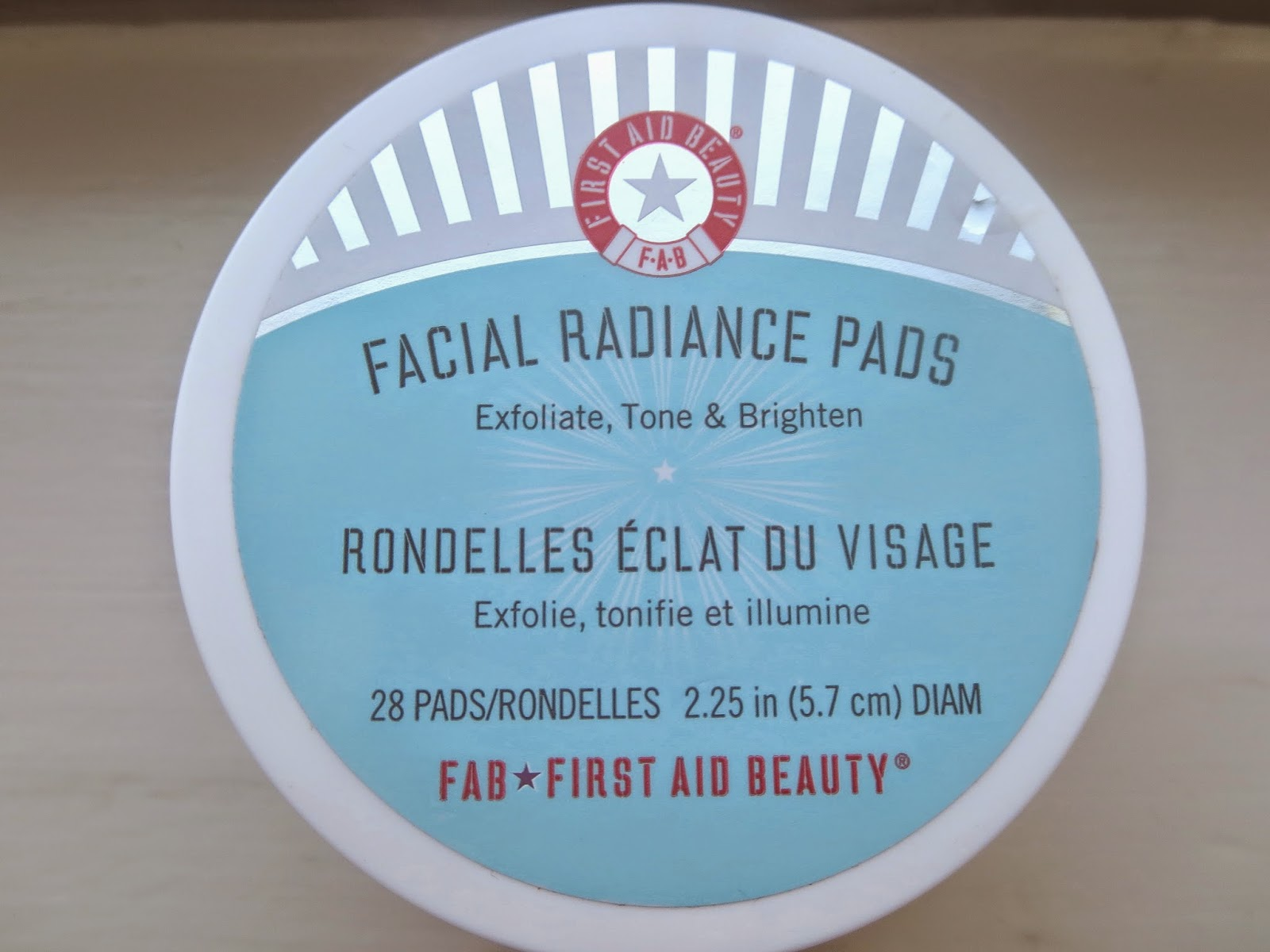 a picture of First Aid Beauty Facial Radiance Pads