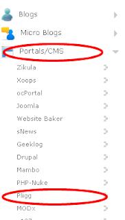 Cara Install CMS Pligg