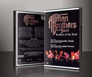 dvd konser The Allman Brothers Band - Brothers of the Road 1994 , jual dvd konser, live musik, musik video,