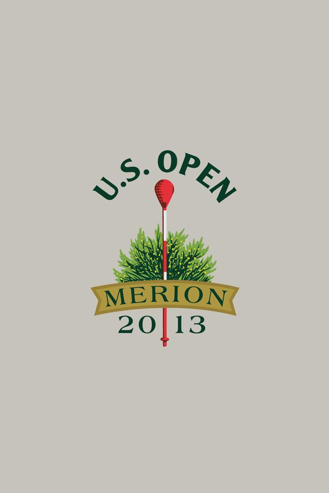 2013 US Open Merion IPhone Wallpaper
