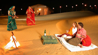 Romantic Honeymoon in Rajasthan