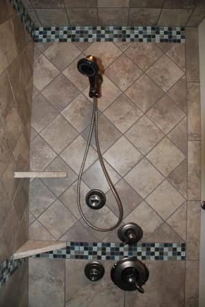 carrara marble bathroom bathroom modern with clean cove lighting, Home decor