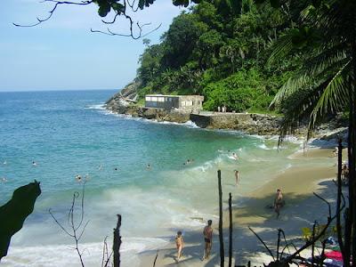 Fotos das Praias do Litoral do Guarujá