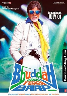 Bbuddah…Hoga Tera Baap Movie Review