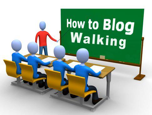 dalam aneka macam artikel sebelumnya saya pernah membahas seputar bagaimana cara meng Tips Blogwalking yang benar