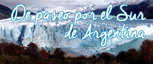 Perito Moreno, Argentina, Calafate