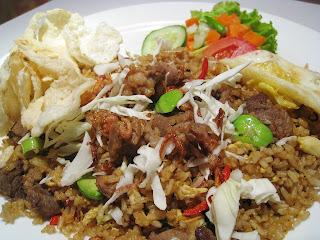 Makanan Khas Indonesia Yang Go International - nasi goreng