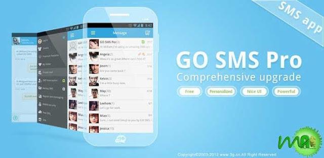 GO SMS Pro 6.0 Premium APK
