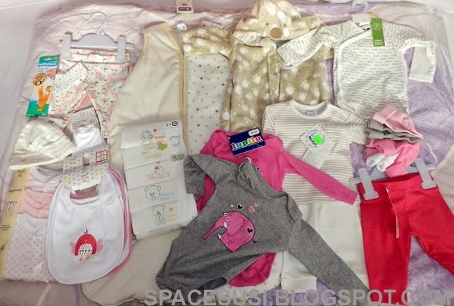 dětské oblečení, F&F, Lindex, C&A