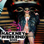 Rihanna – Live Hackney Weekend 2012