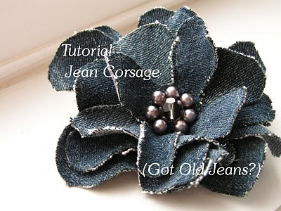 Cool Ways To Reuse Old Denim (30) 29