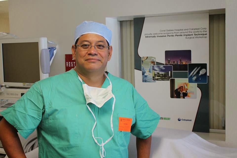 Dr. Luis Susanibar N.