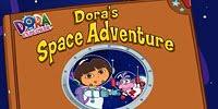 Игра Космические приключения Доры