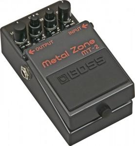 setting efek gitar, Metalzone,