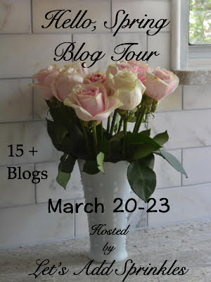 HELLO, SPRING BLOG TOUR