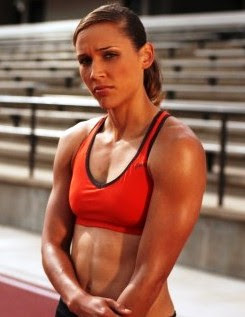 Sexy Athlete Lori Jones