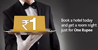 Cleartrip : Hotels Booking 2nd Night at Rs. 1 : Buytoearn