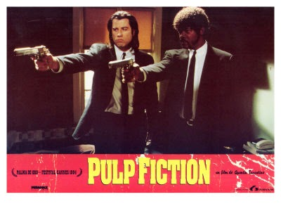 Pulp fiction is not just a movie this 1994 hit is an invigorating