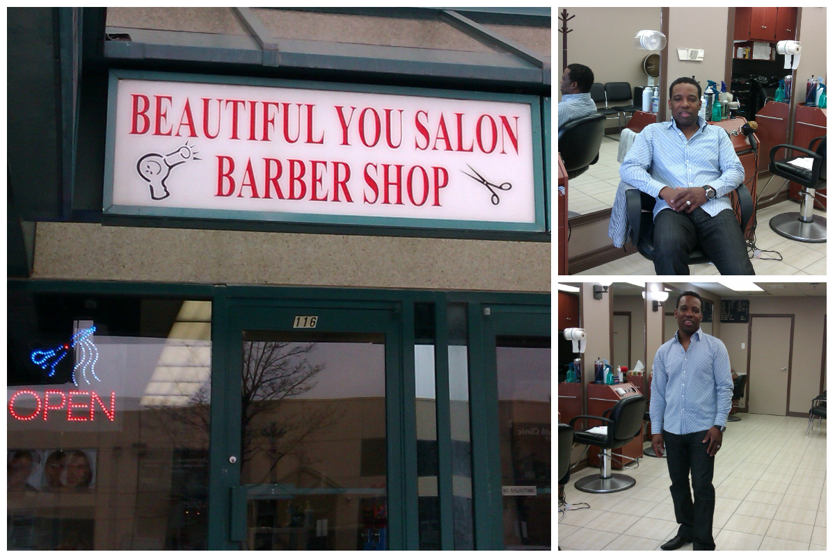 Barber House Calls : Keele and Finch: Community Barbers