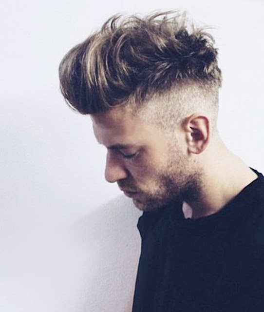 Mens Fade Hairstyles#1