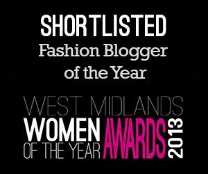 Proud to be nominated...