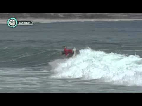 Highlights Los Cabos Open of Surf Day 2