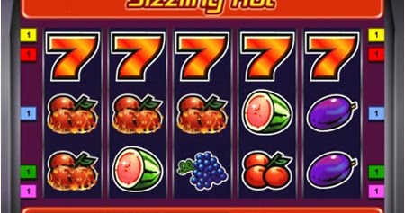 casino games online free sizzling hot