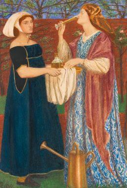 The Pre-Raphaelites Rosebower