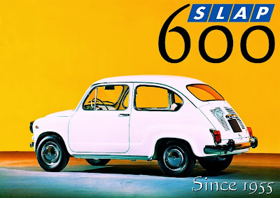Slap 600 - Since 1955