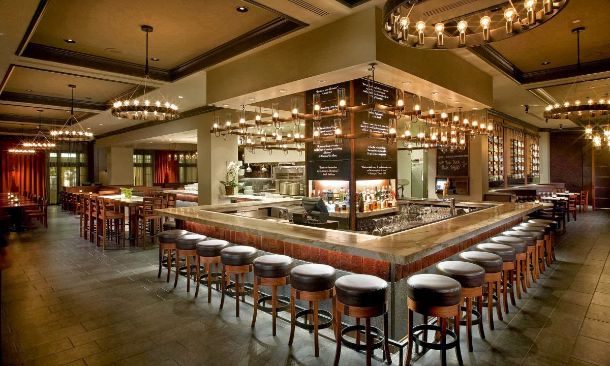 Bar interior design best interior for Restaurant layout