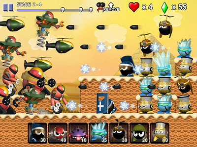 Mini Robot Wars Mini PC Screenshots 1