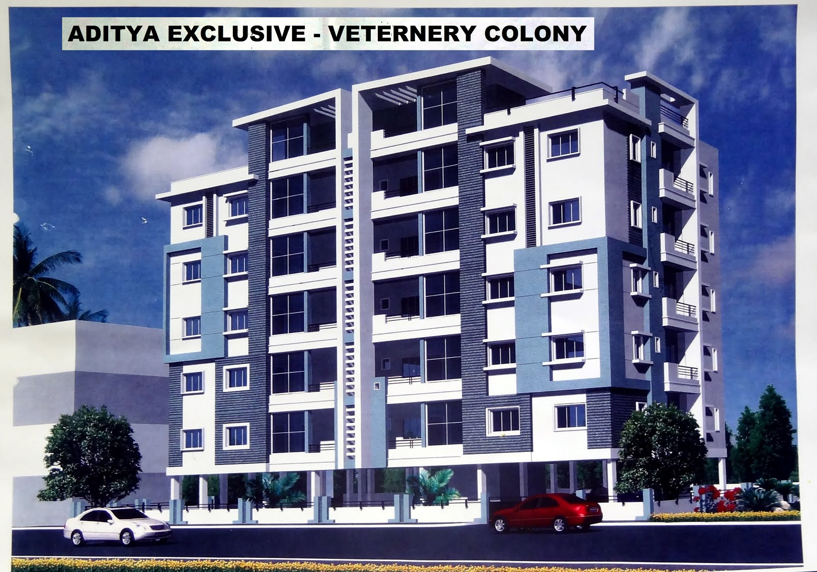 ADITYA EXCLUSIVE 303_VETERINERY COLONY SHAIKPET